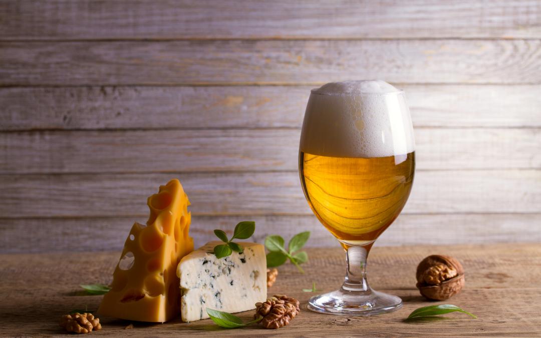 Cheese & Beer Tasting